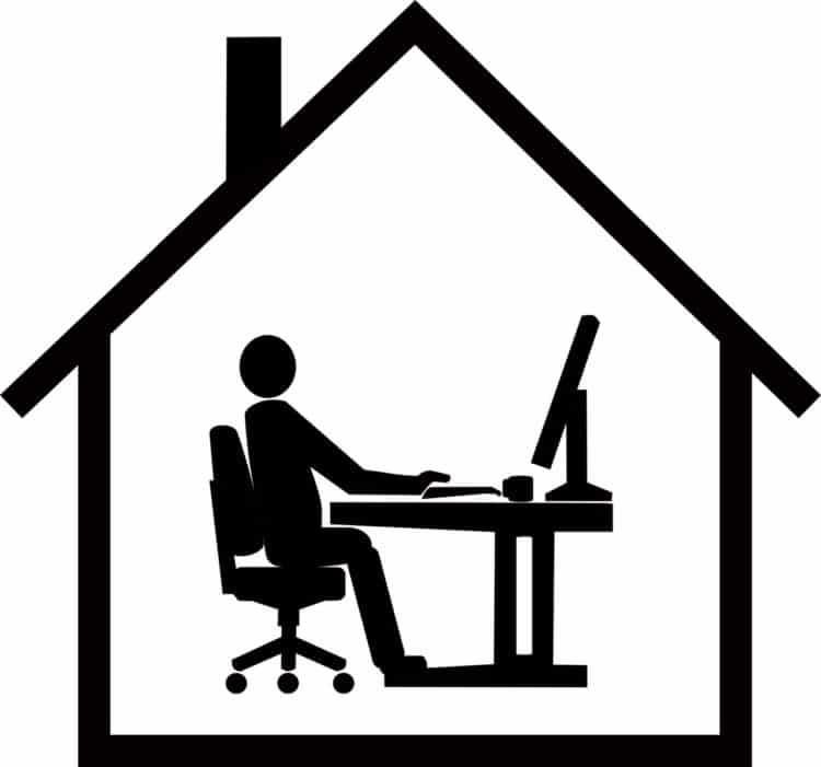 Home office el trabajo del futuro ahora en el presente